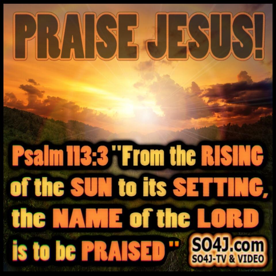 Glory Majesty Of Jesus Christ Scriptures So4j